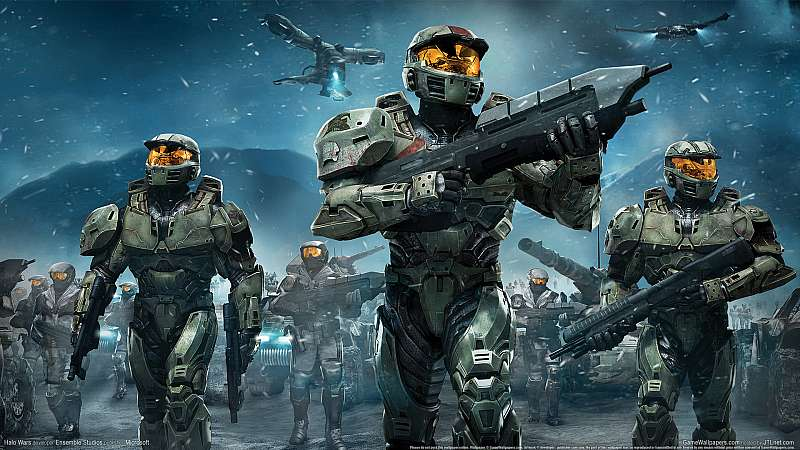 Halo Wars wallpaper or background