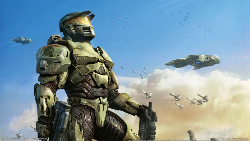 Halo Wars Wallpaper Or Background 08