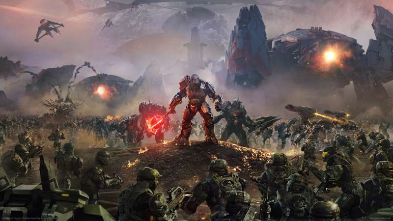 Halo Wars 2 wallpaper or background