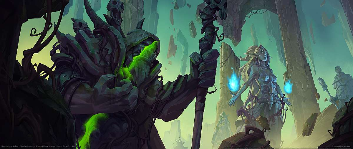 Hearthstone: Ashes of Outland wallpaper or background