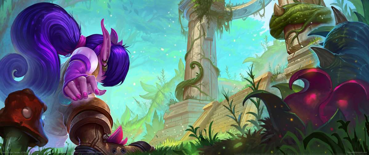 Hearthstone: Heroes of Warcraft - Journey to Un'Goro wallpaper or background