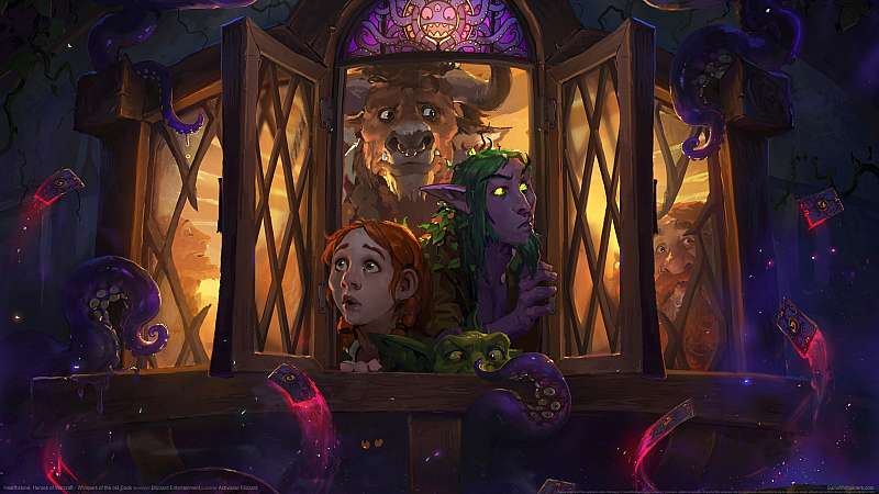 Hearthstone: Heroes of Warcraft - Whispers of the old Gods wallpaper or background