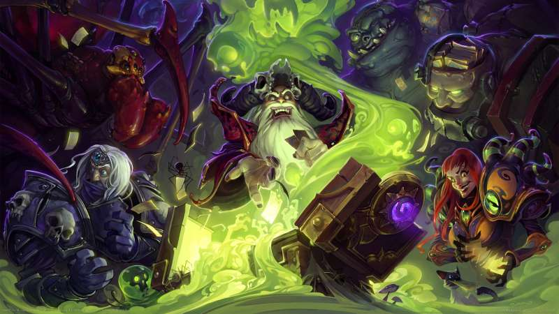Hearthstone: Heroes of Warcraft wallpaper or background 08