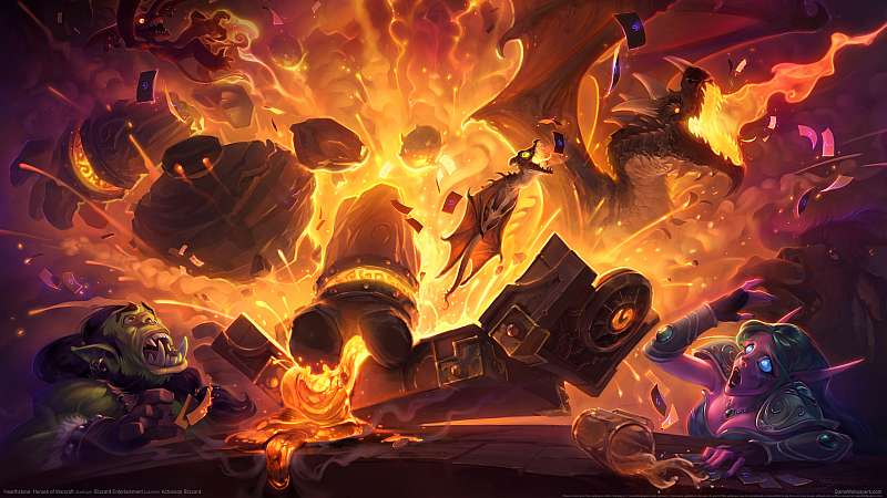 Hearthstone: Heroes of Warcraft wallpaper or background