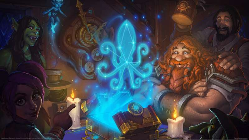 Hearthstone: Heroes of Warcraft wallpaper or background 13