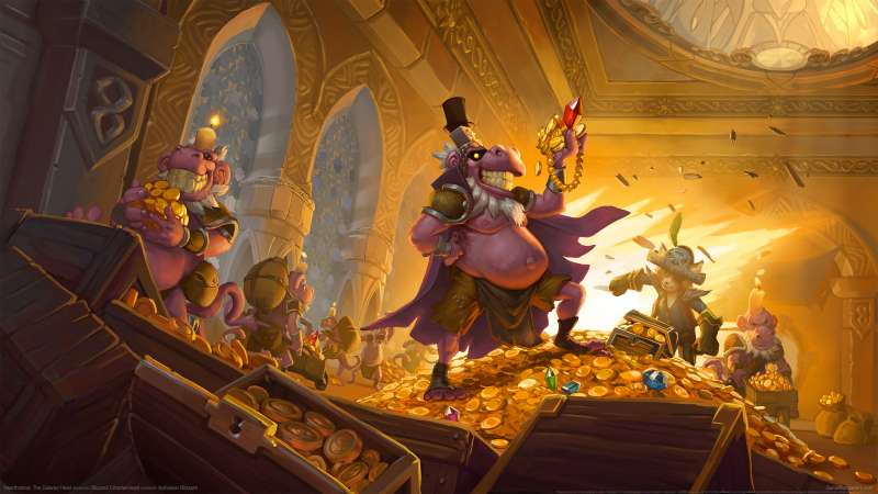 Hearthstone: The Dalaran Heist wallpaper or background