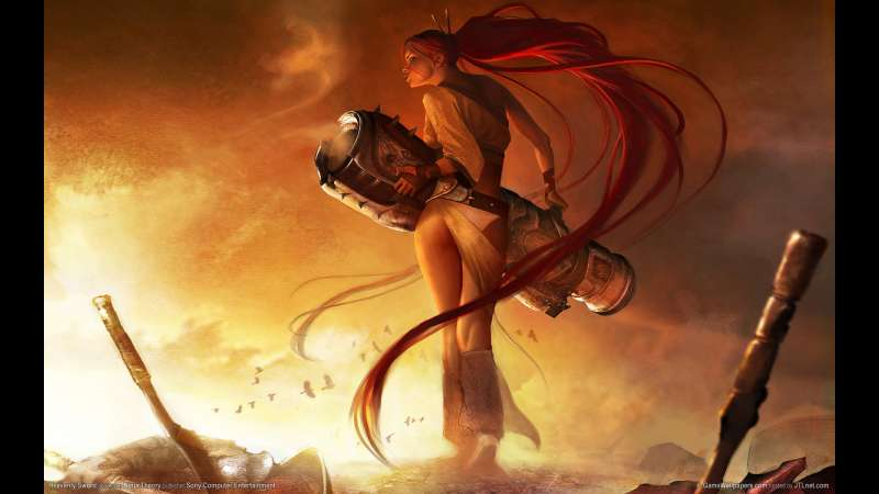 Heavenly Sword wallpaper or background 07