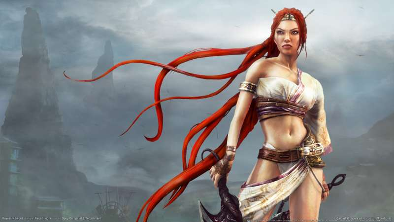 Heavenly Sword wallpaper or background 11