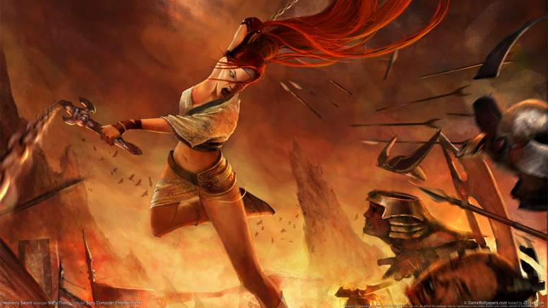 Heavenly Sword wallpaper or background 12