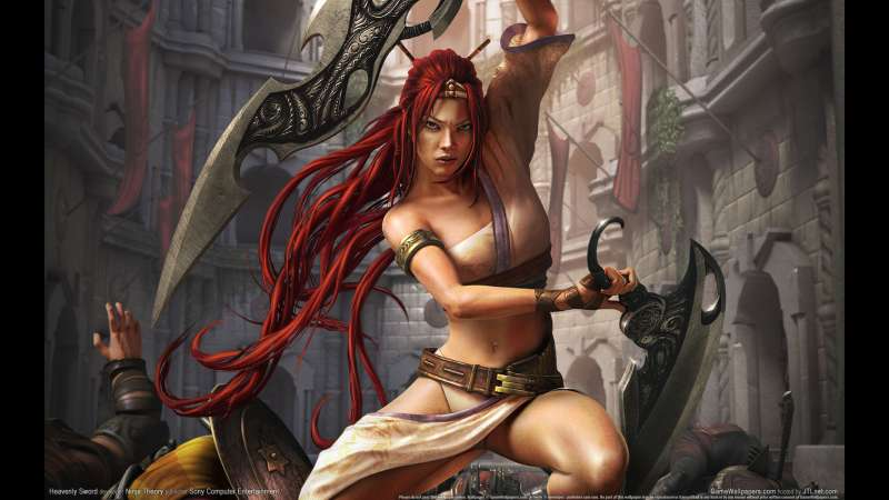 Heavenly Sword wallpaper or background 14