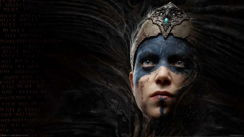 Hellblade wallpaper or background 04