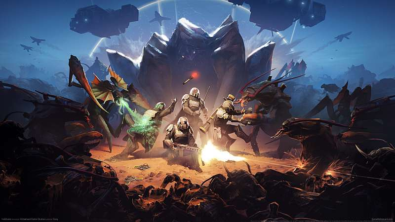 Helldivers wallpaper or background