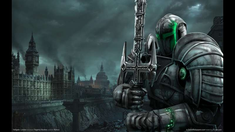 Hellgate: London wallpaper or background 02