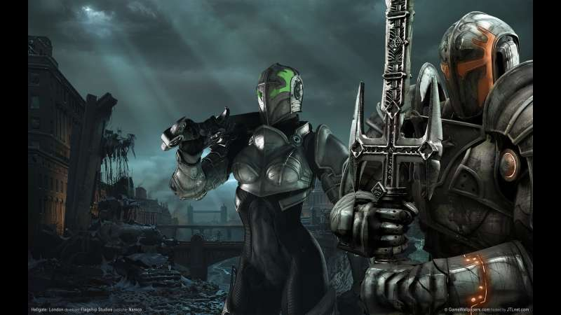Hellgate: London wallpaper or background 04