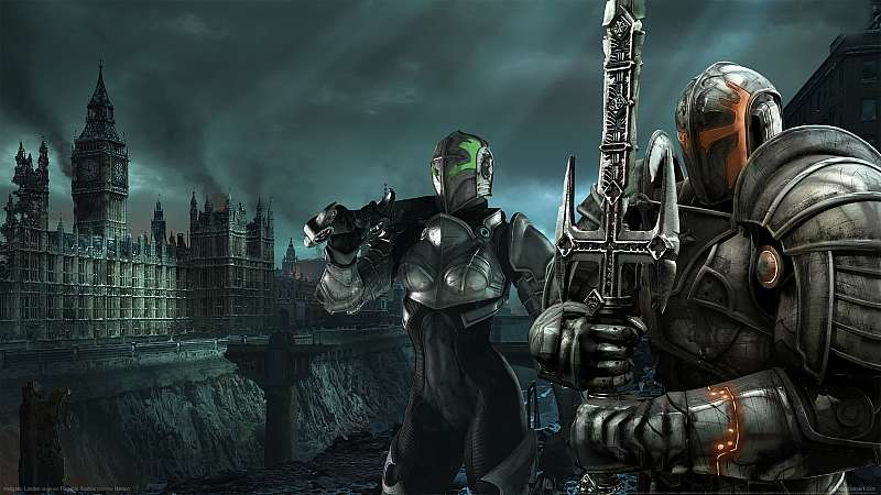Hellgate: London wallpaper or background