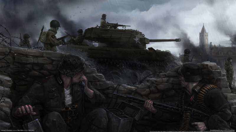 Heroes & Generals wallpaper or background 01