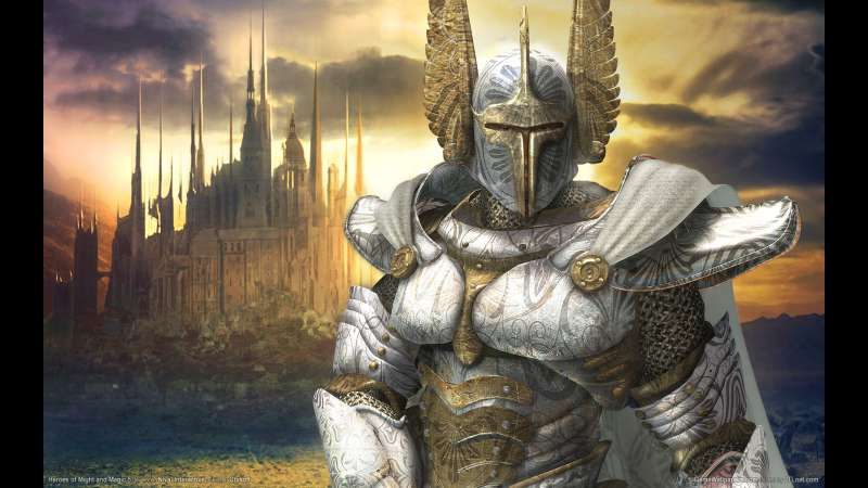 Heroes of Might and Magic 5 wallpaper or background 06