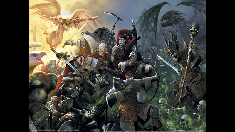 Heroes of Might and Magic 5 wallpaper or background 08