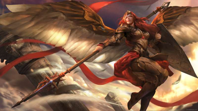 Heroes of Newerth wallpaper or background 04