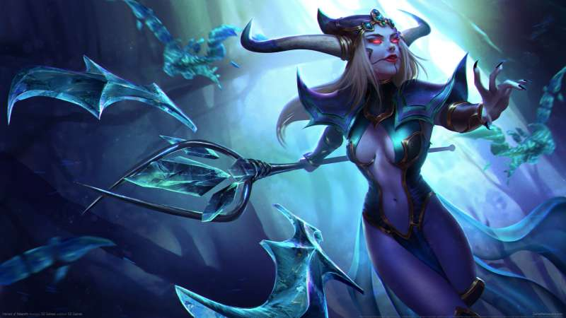Heroes of Newerth wallpaper or background 05