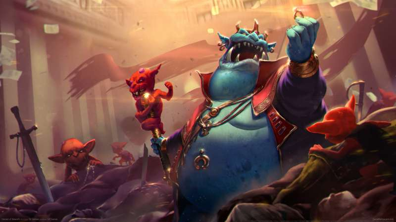 Heroes of Newerth wallpaper or background 06