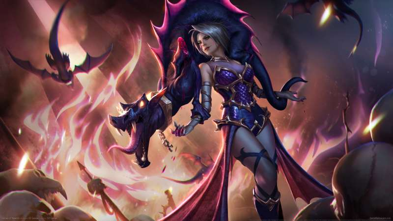 Heroes of Newerth wallpaper or background 07