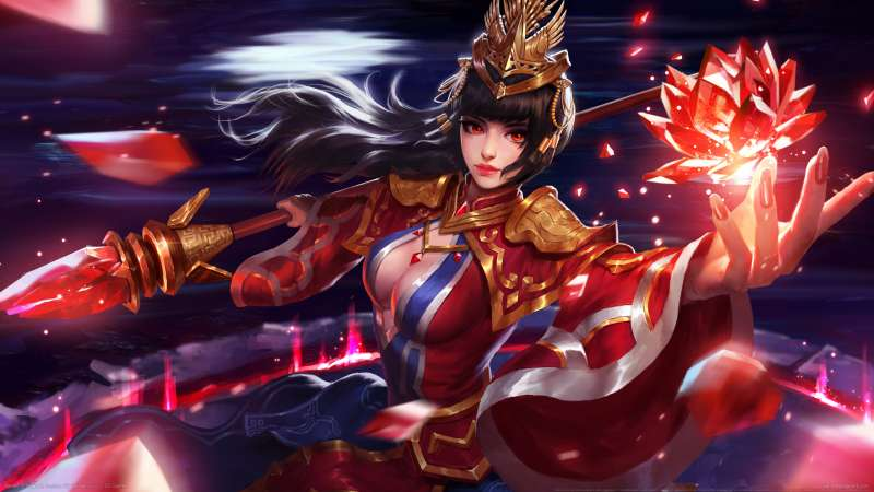 Heroes of Newerth wallpaper or background 08