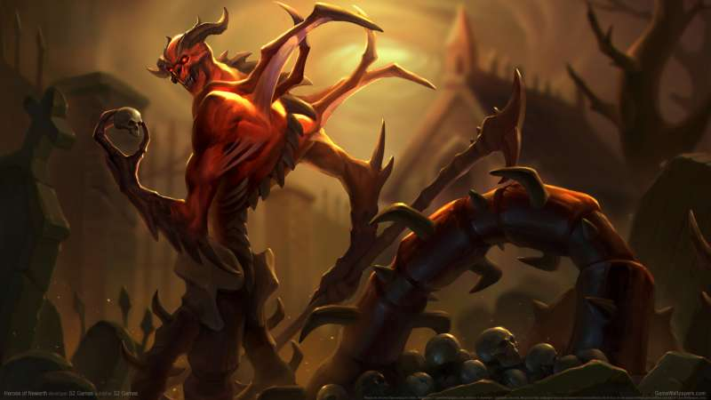 Heroes of Newerth wallpaper or background 10