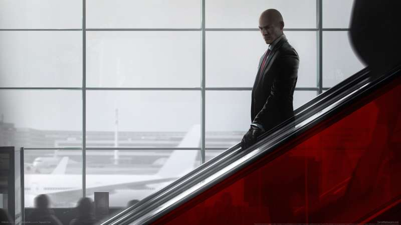 Hitman wallpaper or background 01