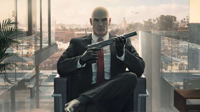 Hitman wallpaper or background 03