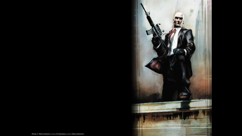 Hitman 2: Silent Assassin wallpaper or background 01