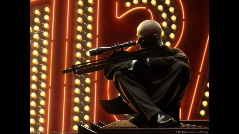 Hitman: Blood Money wallpaper or background 01