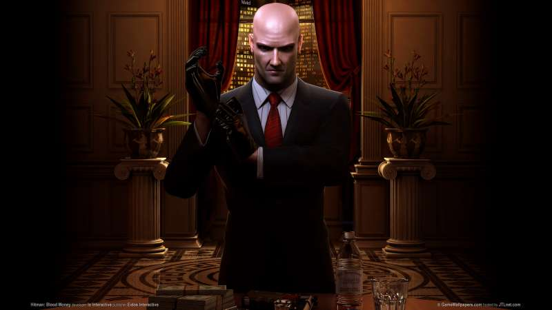 Hitman: Blood Money wallpaper or background 07
