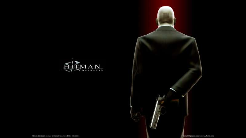 Hitman: Contracts wallpaper or background 02