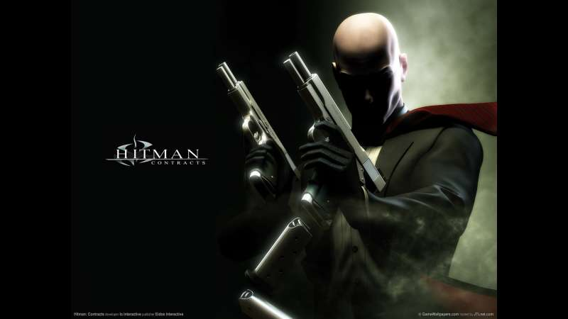 Hitman: Contracts wallpaper or background 03