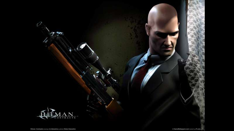 Hitman: Contracts wallpaper or background 04