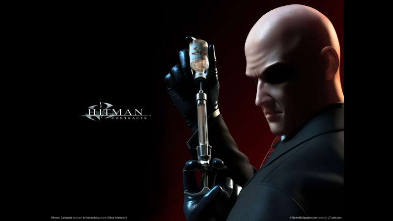 Hitman: Contracts wallpaper or background 05