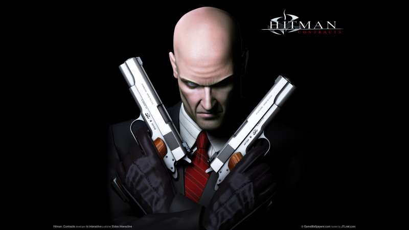 Hitman: Contracts wallpaper or background 07