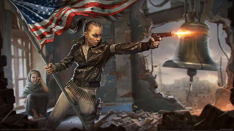 Homefront fan art wallpaper or background