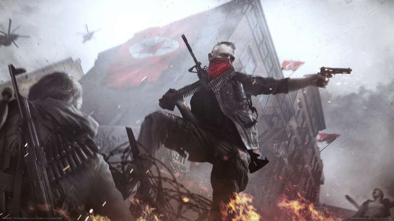 Homefront the revolution wallpapers or desktop backgrounds for Homefront wallpaper
