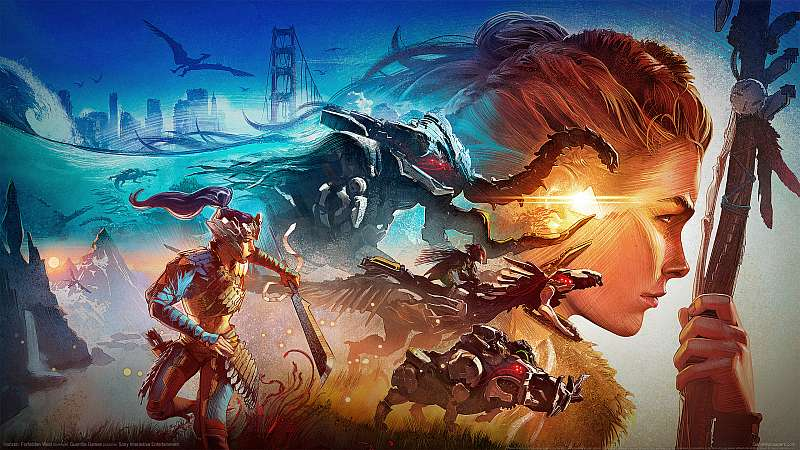 Horizon: Forbidden West wallpaper or background