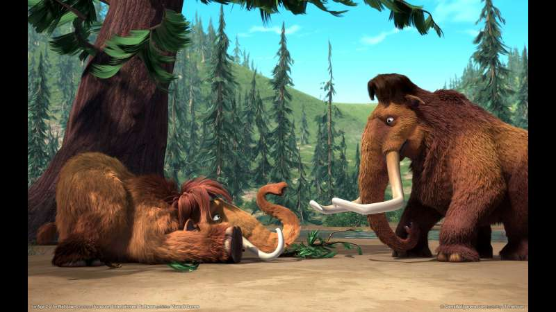 Ice Age 2: The Meltdown wallpaper or background 01