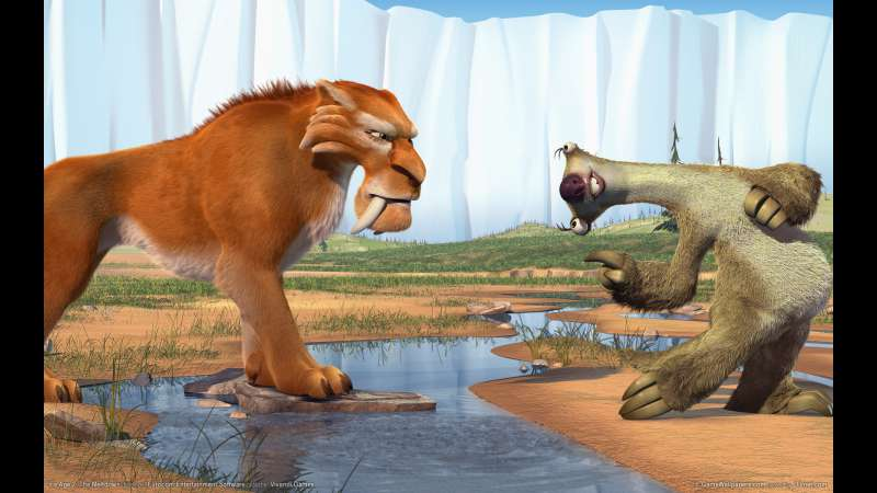 Ice Age 2: The Meltdown wallpaper or background 02