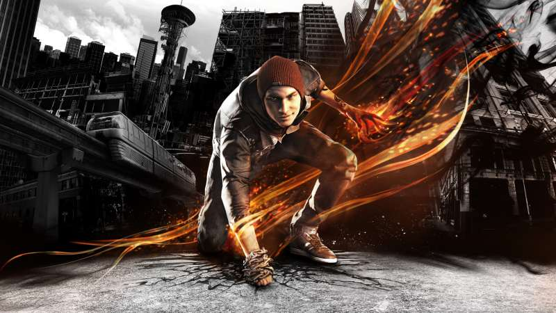 inFamous: Second Son wallpaper or background 01