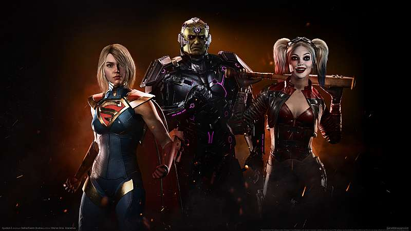 Injustice 2 wallpaper or background