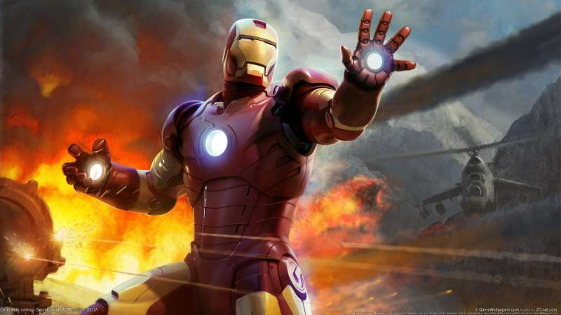 Iron Man wallpaper or background 01