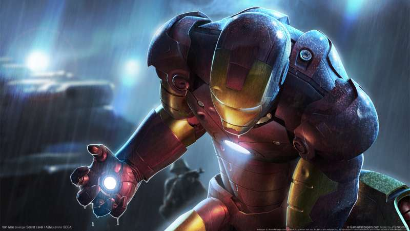 Iron Man wallpaper or background 02