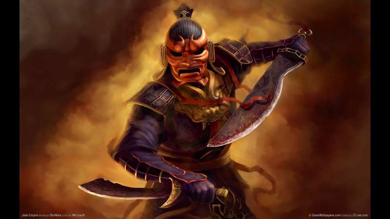 Jade Empire wallpaper or background 02