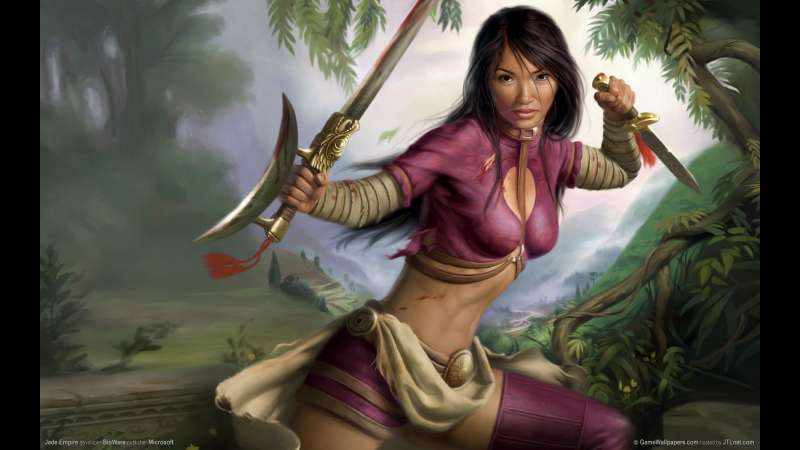 Jade Empire wallpaper or background 03