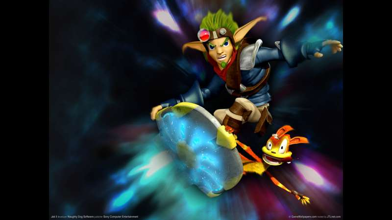 Jak 2 wallpaper or background 01